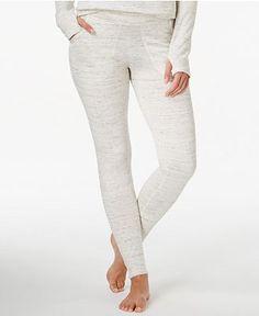 Cuddl Duds Comfortwear Pocket Leggings - Bras, Panties & Shapewear - Women - Macy's Cuddle Duds, Shapewear, Women Lingerie, Capri Pants, Sweatpants, Leggings, My Style, Iceland, Pocket