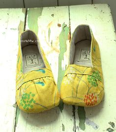217 Olivia Women Shoes PDF Pattern