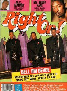 Bell Biv DeVoe #RightOn!