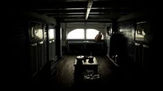 One of my favorite locations on the ship. Kitchen area.