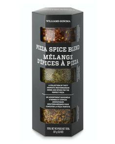Williams Sonoma - Pizza Seasoning Kit