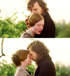 Jane Eyre One of my favorite scenes. I only wish it had been longer. Period Romance Movies, Teen Romance Books, Jane Eyre Movie, Jane Austen, Jane Eyre 2011, Classic Literature, Classic Books, Classic Movies, Daughter Of Smoke And Bone
