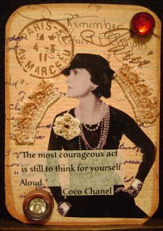 Coco Chanel (1 of 2) Traded to Rubyblossom