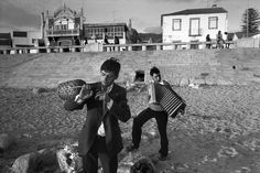 Vila Praia de Âncora, 1976, Photo by Josef Koudelka