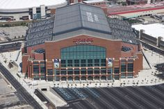 Lucas Oil Stadium - Indianapolis, IN  Home of the NFL Indianapolis Colts