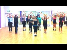 ZUMBA® fitness class with Nadia Portnoy Zumba Fitness, Dance Fitness, Fitness Fun, Shakira, Zumba Routines, Shake It Off, Workout Humor, Just Dance, Physical Activities