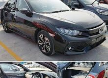 Mengintip Fitur Honda Civic Hatchback