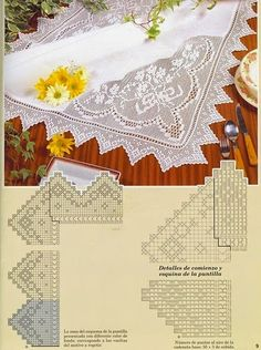 Victoria - Handmade Creations: Lace - Projects