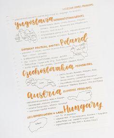 [ p i n t e r e s t ] : wavykiara College Notes, School Notes, Studyblr, Neat Writing, How To Write Neater, Gcse Revision, Handwritting, Vestibular, Challenges
