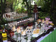 dessert in cups buffet | dessert-buffet-josiah