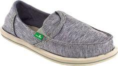 THIS one!  fleece sanuk.  like a sweatshirt for the footsies.