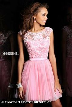 Shop short prom dresses and short formal gowns at PromGirl. Short prom dresses, formal short dresses, semi-formal short dresses, short party dresses for prom, and short dresses for prom Sherri Hill Prom Dresses, Cute Prom Dresses, Dresses Short, Trendy Dresses, Homecoming Dresses, Formal Dresses, Pink Dresses, Party Dresses, Summer Dresses
