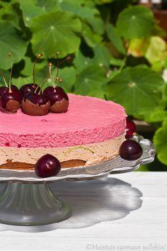 Kirsikka-suklaahyytelökakku (Maistuis varmaan sullekin!)