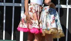 pettycoat awww Tie Dye Skirt, Skirts, Fashion, Moda, Fashion Styles, Skirt, Fashion Illustrations, Gowns