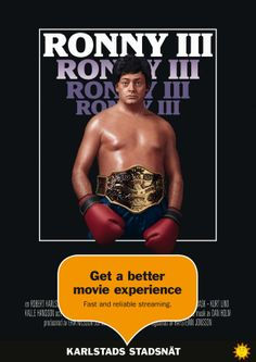 Get a better movie experience. Fast and reliable streaming.