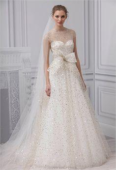 monique lhuillier 2013 #bridal collection. #wedding #gown #dress
