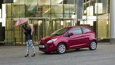 Ford Ka for the city | Eurekar