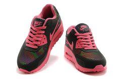 sports shoes d4079 b6179 Nike Air Max 90 Damskor Svart   Rosa  949  - SEK Kr.640.21   Zen Cart!, The  Art of E-commerce