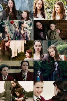Queens of Narnia: Susan and Lucy ~ Sisters for ever!