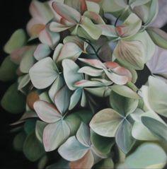 more hydrangea love. Leanne Thomas is wonderful!