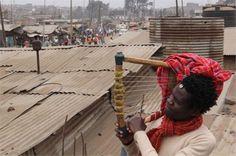 La voce della Slum. La musica è da sempre un importantissimo veicolo di comunicazione, diffusione ed espressione personale...