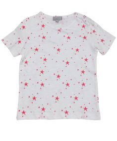 Tee-shirt étoiles rouges