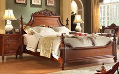 beautiful wood bedroom furniture set,top level quality wood bedroom furniture