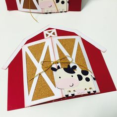 A personal favorite from my Etsy shop https://www.etsy.com/listing/276900004/barn-house-invitation-barnyard