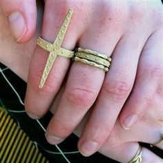 Ring Stacks - Stackable Gold Rings & Jewellery | LoveGold.com