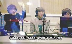 Exo jamming to Uptown Funk (especially Yeol)!!!!