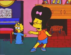 Uploaded by The Simpsons. Find images and videos about gif, simpson and simson on We Heart It - the app to get lost in what you love. The Simpsons, Simpsons Funny, Simpsons Episodes, Gif Animé, Animated Gif, Bart Simpson, Simpson Tumblr, Los Simsons, Gender Studies