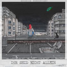 Ufo361 - Ihr seid nicht allein | Mehr Infos zum Album hier: http://hiphop-releases.de/deutschrap/ufo361-ihr-seid-nicht-allein
