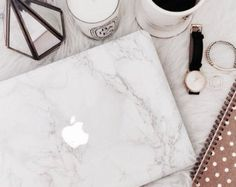 BESTSELLING Marble MacBook Sticker Cover. by MarbleDecals on Etsy