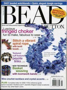 Revista Bead and Button FEB 2006 - Talita Monteiro - Picasa Web Albums