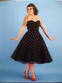 Gertie's New Book for Better Sewing: Strapless Party Dress