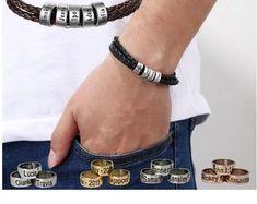 Woven & Braided Bracelets   Etsy Mens Bracelet Fashion, Braided Bracelets, Braids, Shopping, Etsy, Jewelry, Bang Braids, Cornrows, Jewlery