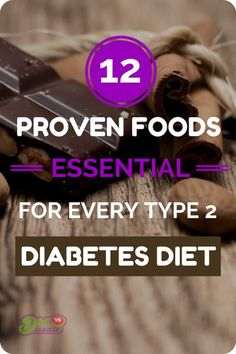 diet for type 2 diabetes