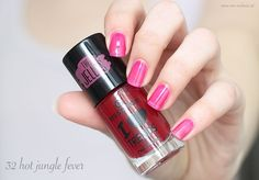 Essence i love trends Nagellack the jellys 32 hot jungle fever
