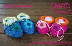 Knitting Designs, Make It Simple, Knit Crochet, Baby Shoes, Cosy, Pattern, Kids, Magazine, Sport