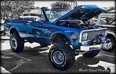 '72 Chevy Blazer