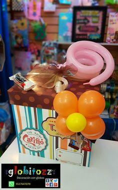 regalo de cumpleaños  globitozz decoración  5527647079