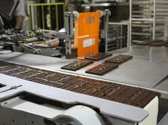 You can't step inside the factory, but at Mr. Chocolate's Hudson Street store you can get a sneak peek of the day's production through an enormous glass window. Watch the white-apron-clad staff bake cookies, roast cocoa beans, and mold chocolate
