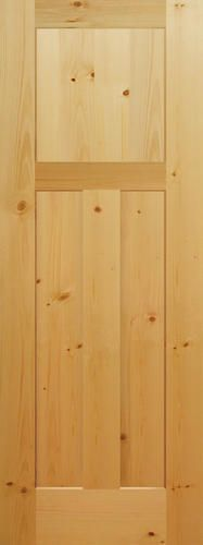 Buy this for basement closet doors designers image 24 x 80 x ready to finish knotty pine mission flat interior door slab planetlyrics Image collections