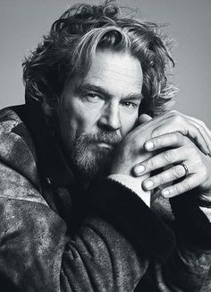 Jeff Bridges by Inez & Vinoodh