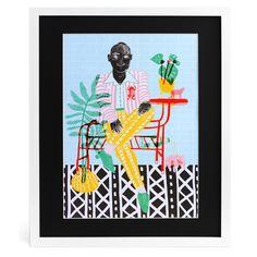 Gentleman Print   Furbish Studio