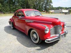 1941 Buick Super 2 Door Coupe