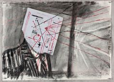 William Kentridge - Drawing for 'Other Faces' | The Broad
