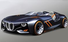 BMW 328 Hommage Concept 2011