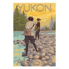 Yukon, Alaska
