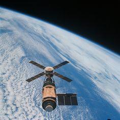 Skylab #1970s #space #station